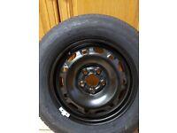Volkswagen Audi Seat Skoda Dunlop SP Sport 01 175/70 R14 84T Wheel and tyre