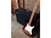 Almost New Fender Mustang GT200