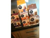 Dolce Gusto Coffee Machine! With loads of free pods!