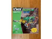 K'Nex Robo Strike Building Set - Beasts Alive (with motor) - new and unopened