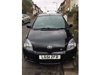 Toyota Yaris T Sport 1.5L VVTI 2 Owners, 68700 Miles Great Condition!