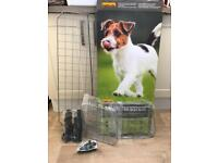 Halfords universal mesh car dog guard