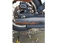 125cc WK Cruiser for sale