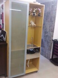 Collection Beauty unit for the Beauty treatment room and Beauty Salon chairs