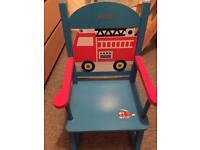 Personalised rocking chair - AIDAN £10 Bishopriggs