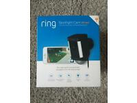Ring spotlight cam wired version