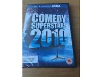 Comedy superstars 2010 DVD