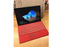 Microsoft Surface 3 4G LTE with free prepaid three mobile sim 2gb per month for 10 months.