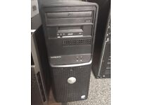 Refurbished - Dell Server PowerEdge SC1430-Windows SBS 2003 license included - Dual CPU Motherboard