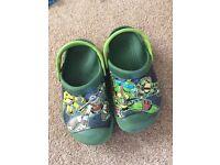 Ninja Turtles Crocs