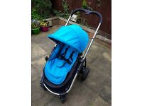 Icandy Strawberry 2 Pram / Pushchair / Travel System including Carrycot