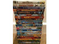 50+ DVDs - DVD job lot