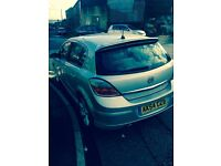 2004 (54) Vauxhall Astra in Silver, 2l VXR Engine, 1 year MOT! OVER 200 BHP