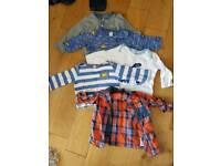 Boys clothes bundle 3-6 months