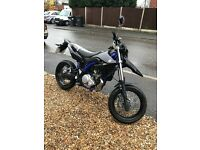 125cc learner legal looks bigger than a 125 low miles looks mint sounds mint