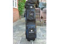MOTOCADDY LITE CART GOLF BAG. Brand New