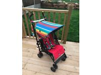 Maclaren Stroller, Buggy, limited edition Dylan's candy bar