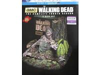 Rare Limited Edition Walking Dead Season 4 Box Set