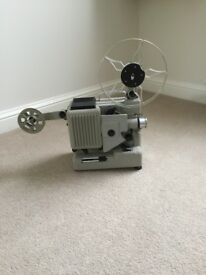 CINE PROJECTOR FROM EARLY 1960's