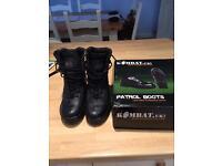 Kombat thinsulate boots