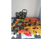 Nerf gun selection
