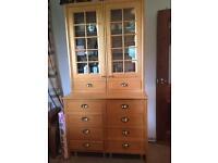Ashley Ann kitchen dresser
