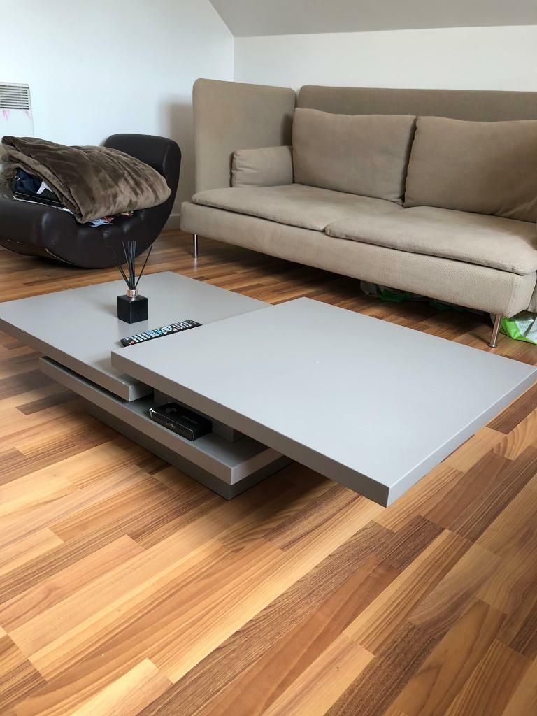 Dwell Rotate Coffee Table Grey In Leicester Leicestershire Gumtree