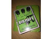 Bass Electro Harmonix BIG MUFF PEDAL