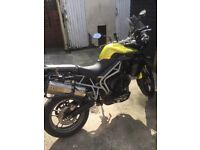 Triumph tiger 800 for sale