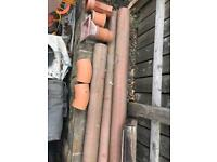 Hepworth Supersleve pipe and fittings etc