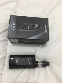 SMOK ALIEN KIT (Like New)