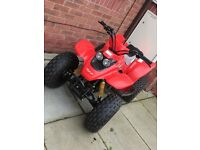 R100 quadzilla quad bike for sale in Runcorn