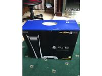 PS5 DIGITAL EDITION BRAND NEW (COLLECTION ONLY)