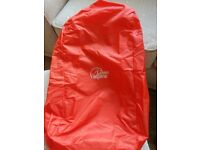 Backpack Lowe alpine rain cover 'NEW'