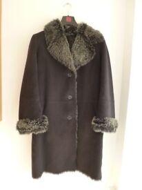 Wallis winter coat , size 8