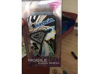 New super girl blackberry 8520/9300 2 pounds each phone cases 100 available