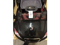 Good Condition 12V Twin Motor Electric Audi TT Style Kid Ride on Car