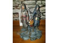 Assassins Creed Official Movie Statues