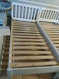 Single bed frame john lewis