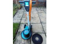 "17"" Truvox Orbis 400 Floor Polisher, Buffer With New Pad Drive holder"