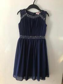 Stunning Girls Little Misdress Girls Dress 9-10.