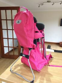 Vaude Wallaby Child Carrier / Baby Carrier / Back Carrier