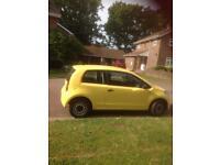Seat Mii 2013 (VW Up and Skoda Citigo equivalent)