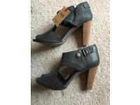 Designer shoes Hilfiger ( Black)