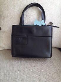 Radley Mini zip top Grab Bag. ( very little use) genuine Radley