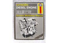 Haynes Citroen Diesel Engine Workshop Manual