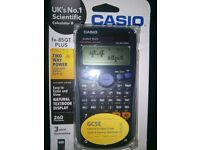 New casio scientific calculator