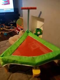 Get go toddler trampoline