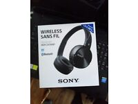 Sony Sans Fil wireless headphones
