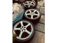 Jaguar X-Type Wheels